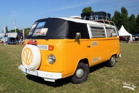 VW National 2018 à Thenay