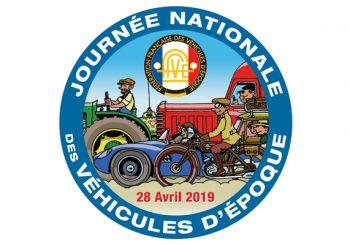 Journée Nationale des Véhicules d'Époque 2019